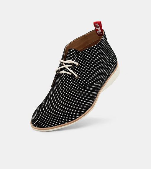 Rollie Chukka Black Dream Shoes