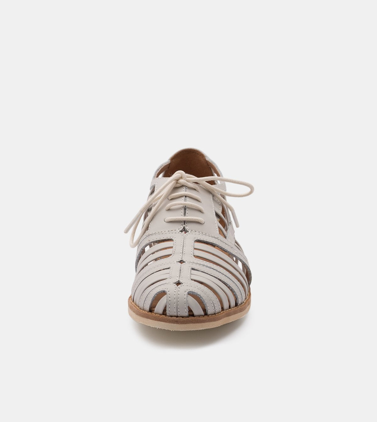 Rollie Derby Cage White Shoes
