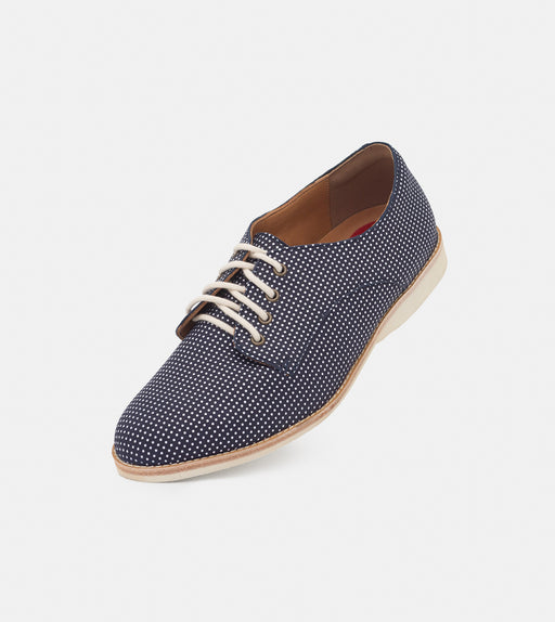 Rollie Derby Navy Dream Shoes