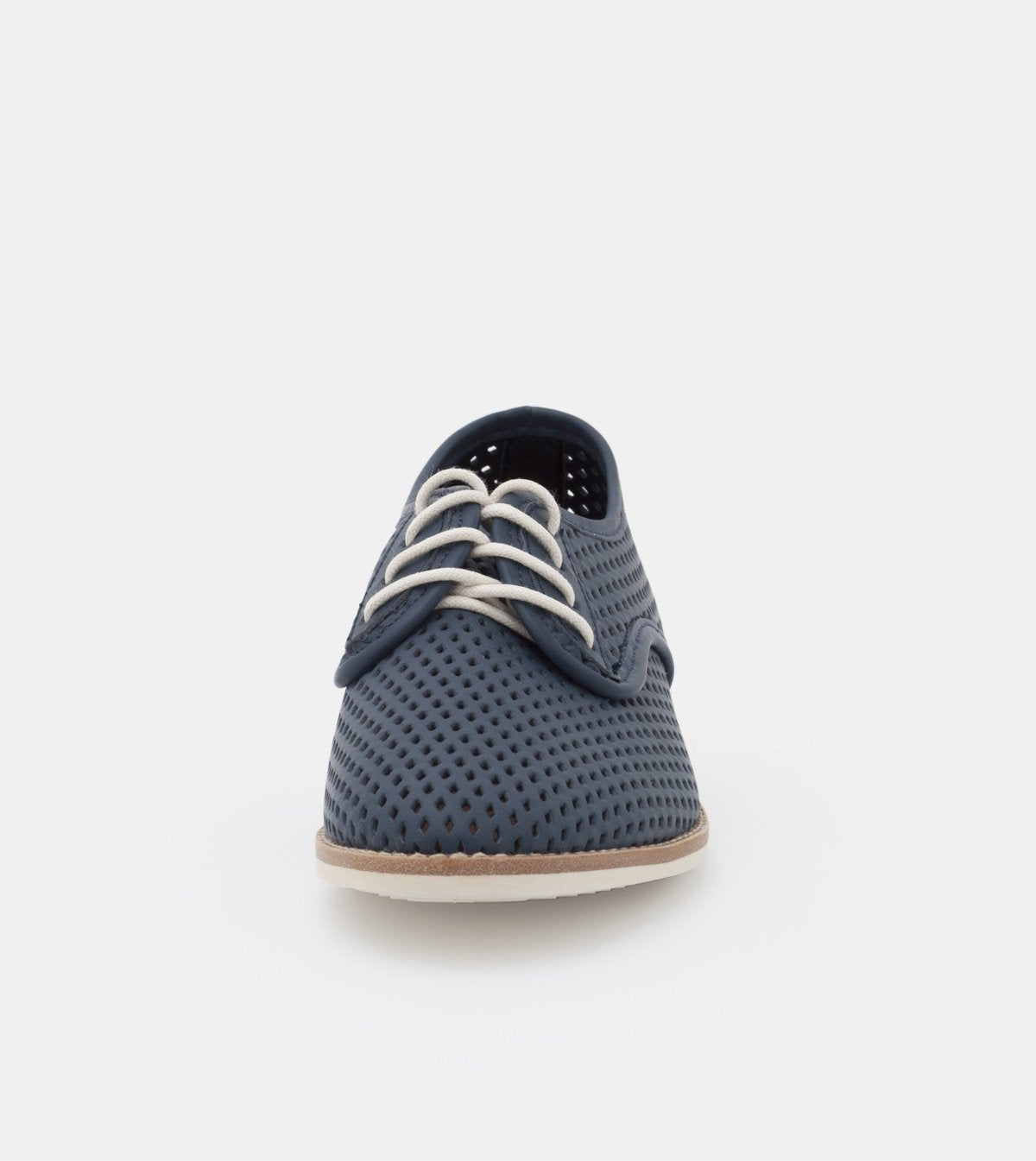 Rollie Derby Punch Dark Navy Shoes