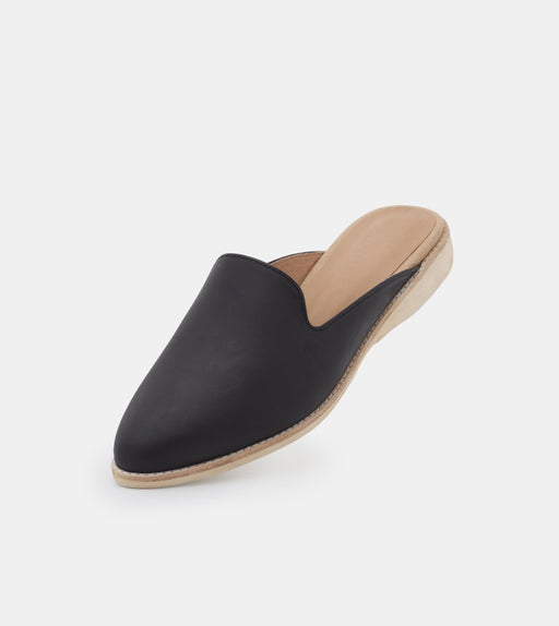Rollie Madison Mule Black Shoes