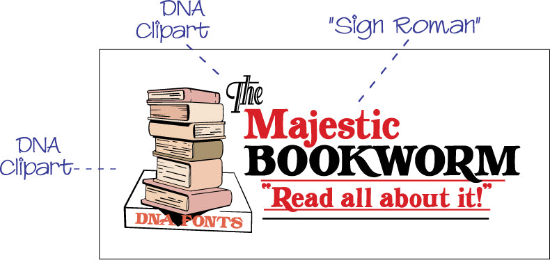 Sign Roman_DNA_Layouts