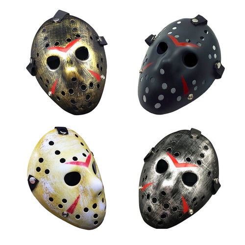 Friday The 13th Jason Killer Hockey Mask