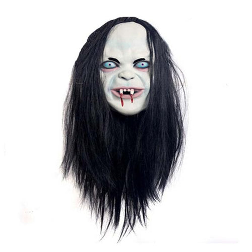 Zombie Bride Vampire Witch Mask