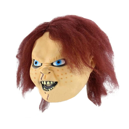 Child's Play Killer Chuckie Evil Doll Mask