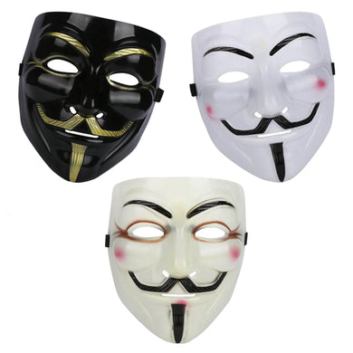 Anonymous Vendetta Guy Fawkes Mask
