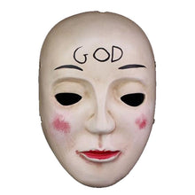 Load image into Gallery viewer, The Purge: Anarchy Resin GOD Mask