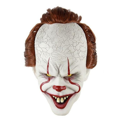 IT Movie Pennywise Evil Killer Clown Mask