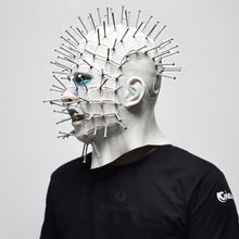 Load image into Gallery viewer, Hellraiser Pinhead Scary Mask