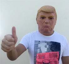 Load image into Gallery viewer, Infamous Celebrity President Donald Trump Mask