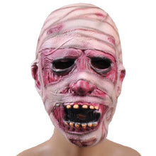 Load image into Gallery viewer, Halloween Horror Zombie Mummy Mask