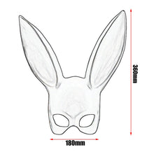 Load image into Gallery viewer, Sexy Party Bunny Rabbit Playboy Ears Mask