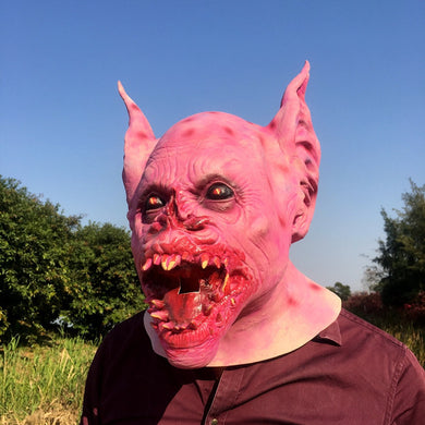 Goblin Devil Demon Gremlin Mask