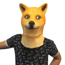 "Load image into Gallery viewer, Shiba Inu ""Doge"" Meme Animal Mask"