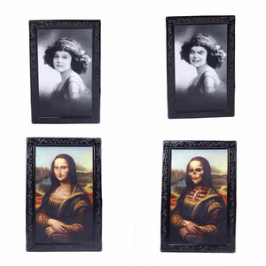 Magic Ghost Picture Frame Decor (7 Varieties!)