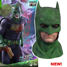Load image into Gallery viewer, Batman Suicide Squad Green Joker Cosplay Halloween Mask