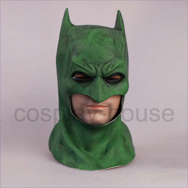 Batman Suicide Squad Green Joker Cosplay Halloween Mask