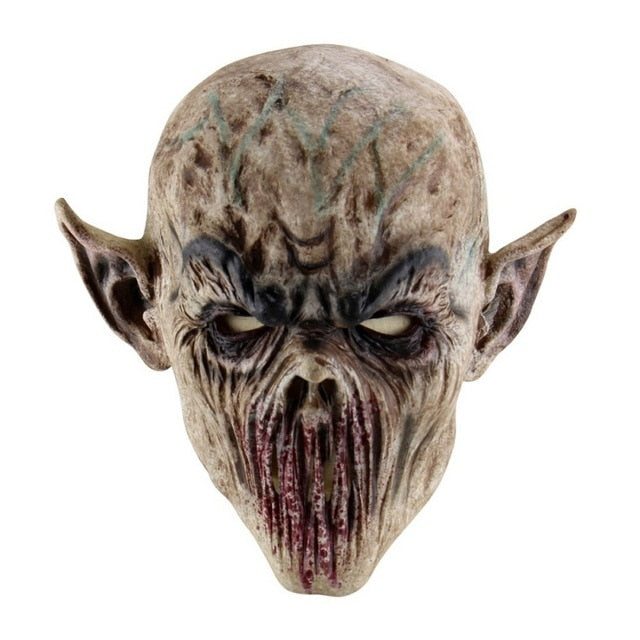 Mouthless Scary Goblin Mask