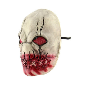 Bloody Punk Stitch Mouth Mask