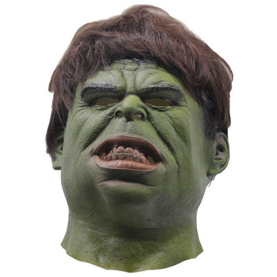 Green Hulk Superhero Mask