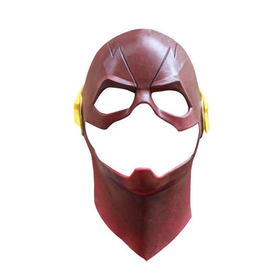 The Flash Comic Superhero DC Marvel Cosplay Halloween Mask