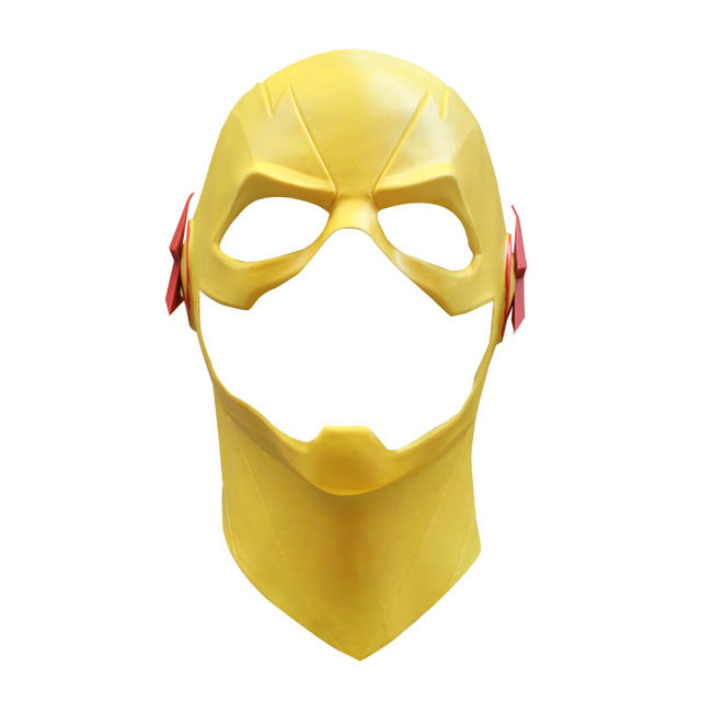 Reverse Flash Supervillain Mask