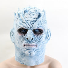 Load image into Gallery viewer, Game of Thrones White Walker Night King Mask
