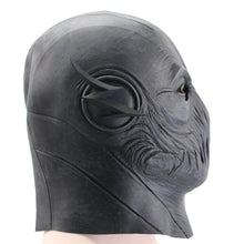 Load image into Gallery viewer, Zoom Black Flash Style Superhero Mask