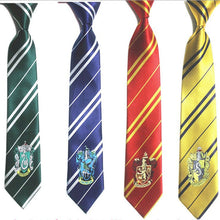Load image into Gallery viewer, Harry Potter Hogwarts Series Neck Tie