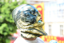 Load image into Gallery viewer, Merman Shape of Water Amphibian Mask