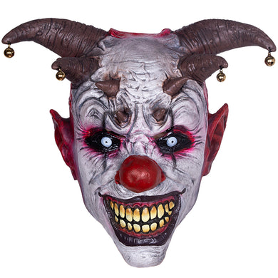 Jingle Jangle The Clown Creepy Horror Mask