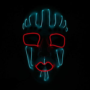 Joey Jordison Slipknot LED Light Up Mask