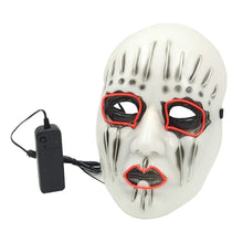 Load image into Gallery viewer, Joey Jordison Slipknot LED Light Up Mask