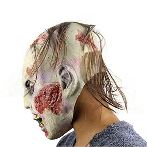 Scary Road Rash Zombie Mask