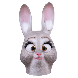 Zootopia Judy Bunny Rabbit Animal Mask