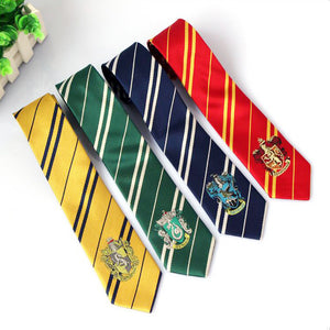 Harry Potter Hogwarts Series Neck Tie