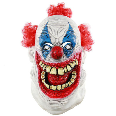 Giant Over Sized Mouth Prank Clown Mask