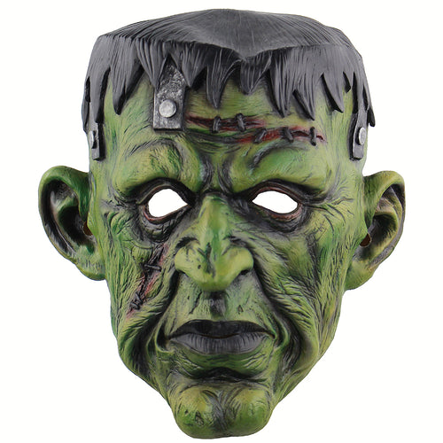 Frankenstein Green Monster Mask