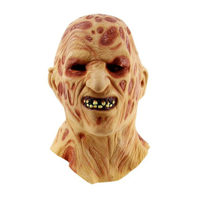 Freddy Krueger Gruesome Burning Flesh Mask