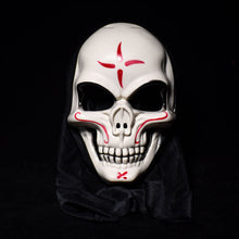 Load image into Gallery viewer, Breathable Forehead Design Candy Skull Mask