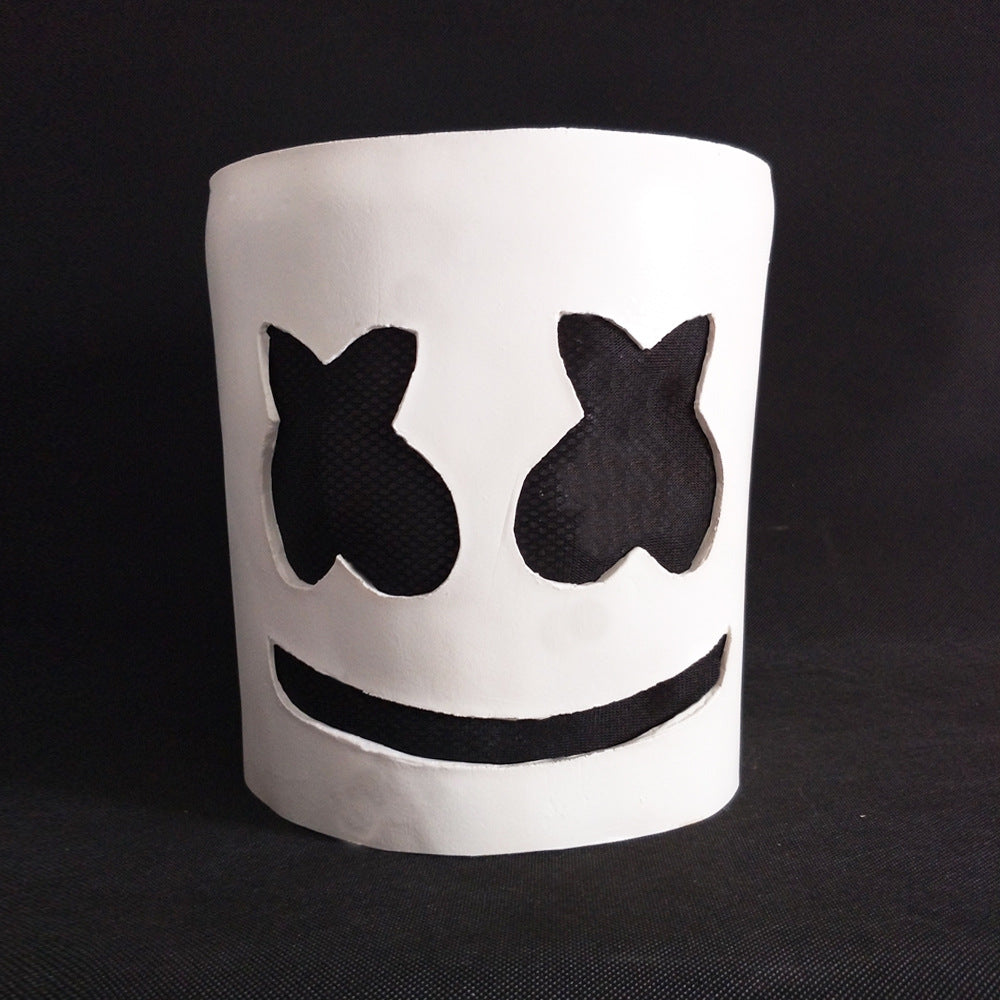 DJ Marshmello Head Battle Royale Fortnite Mask