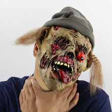 Load image into Gallery viewer, Evil Spirit Tomb Keeper Zombie Eyeball Halloween Mask