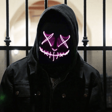 Load image into Gallery viewer, Purge: Election Year LED Light Up Mask
