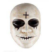 Load image into Gallery viewer, The Purge: Anarchy Resin Cross Mask