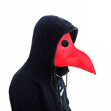 Steampunk Plague Doctor Mask (3 Colors)