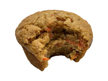 Load image into Gallery viewer, Carrot Cake High Protein Muffins- 4 Pack