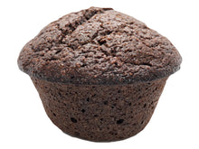 Load image into Gallery viewer, Dark Chocolate High Protein Muffins- 4 Pack