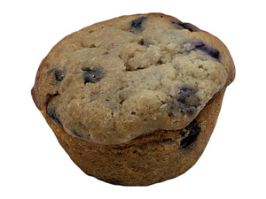 Blueberry High Protein Muffins- 4 Pack