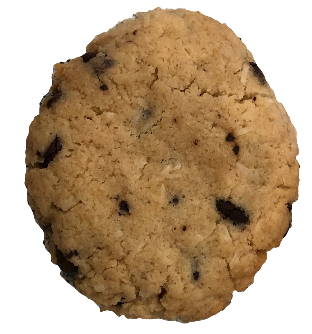 Chocolate Chip Coconut Cookie