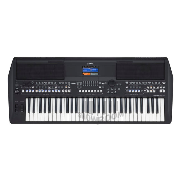 YAMAHA TECLADO WORKSTATION PSR-SX600